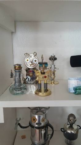 Scrap Metal Robots