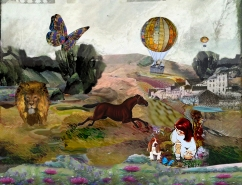 final 16 x 20 Fantasy Landscape copy
