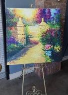 Lyn Garden Finger Painting34049606_1687384824679345_7576640605875339264_n