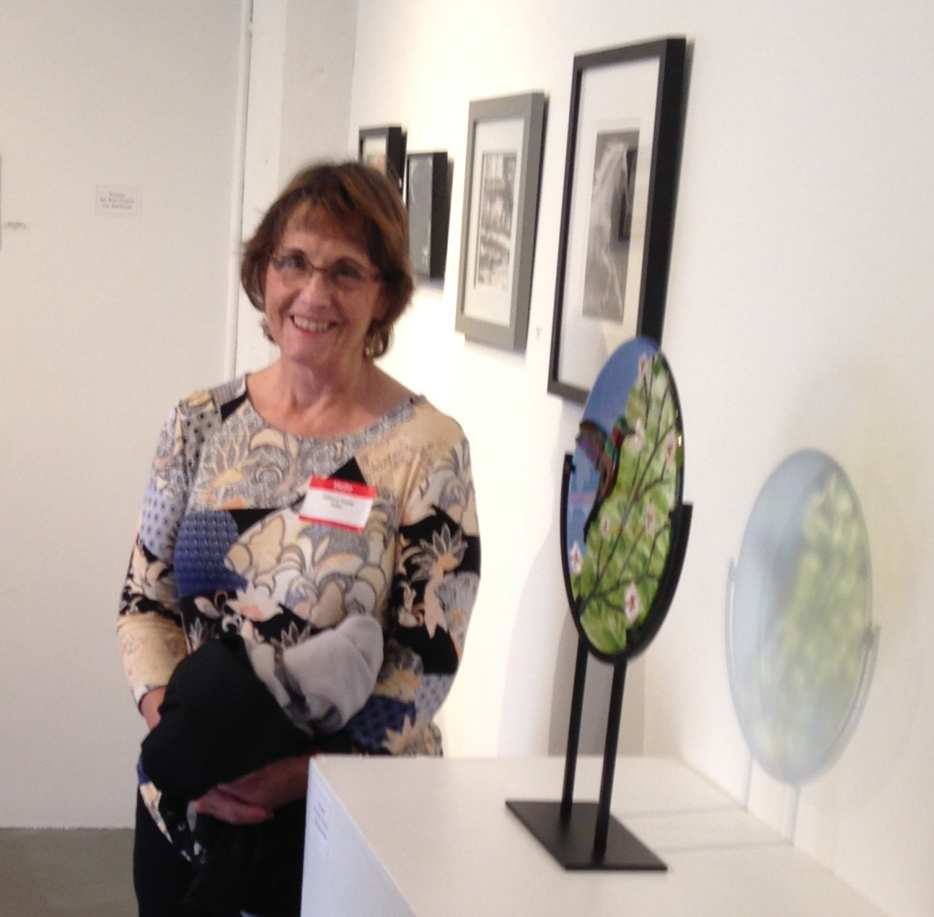 pic of JoRene at Arts Benicia