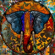 Elephant_16x16 Circle_2
